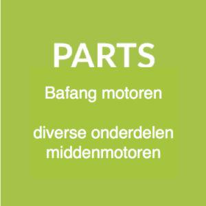 Onderdelen middenmotoren